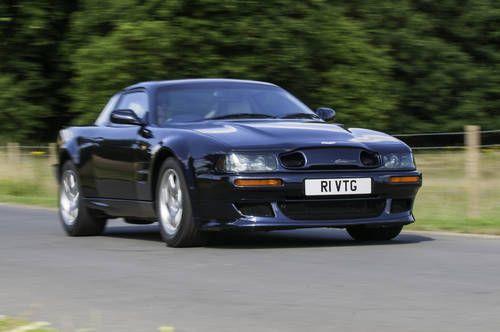 Aston Martin V8 Vantage V550 1997 Aston Martin V8 Aston Martin Cars Aston Martin