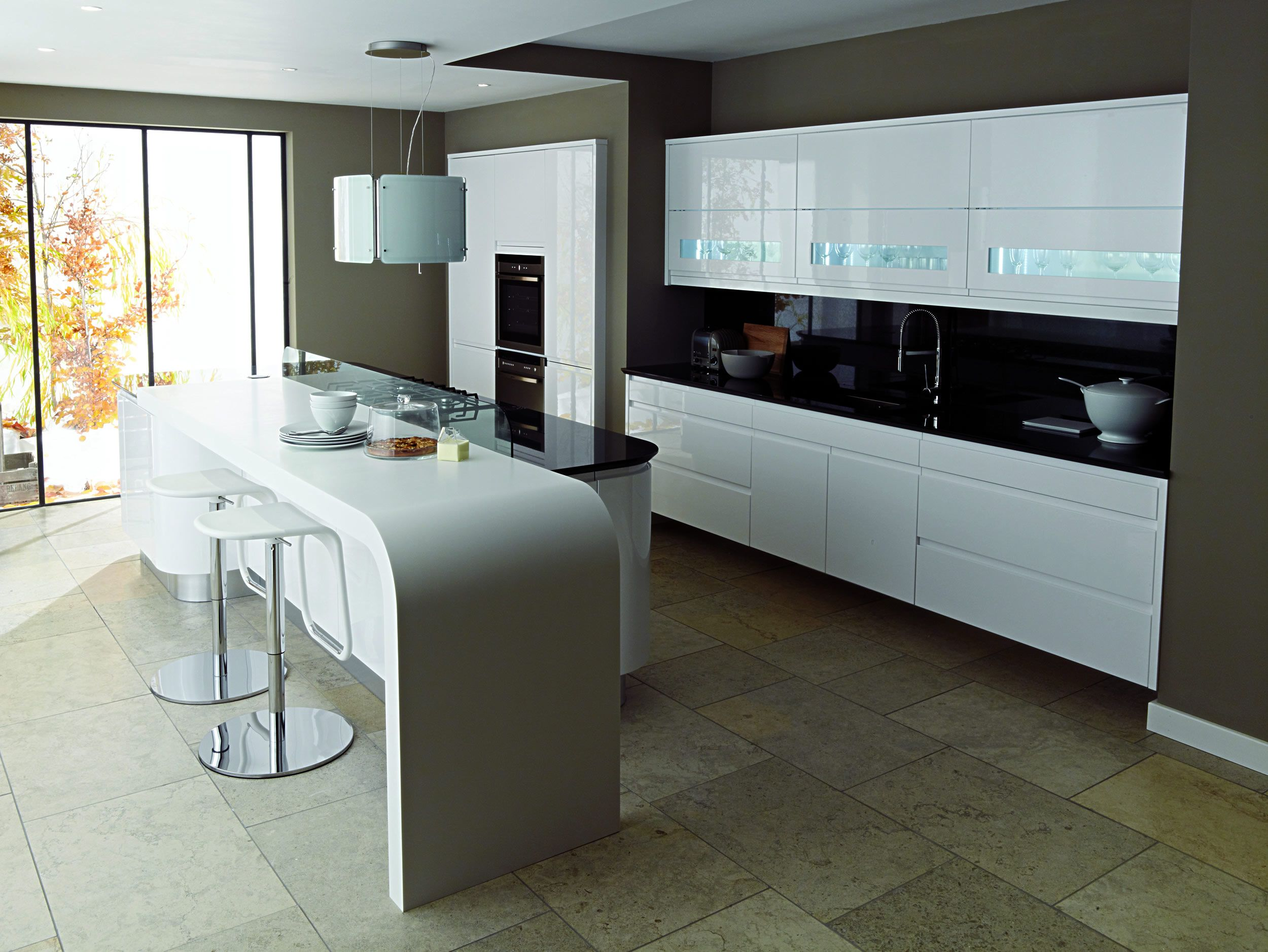 Modern design takes kitchen makeovers from basic to elegant ...