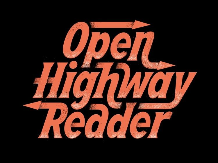 Highways — Friends of Type