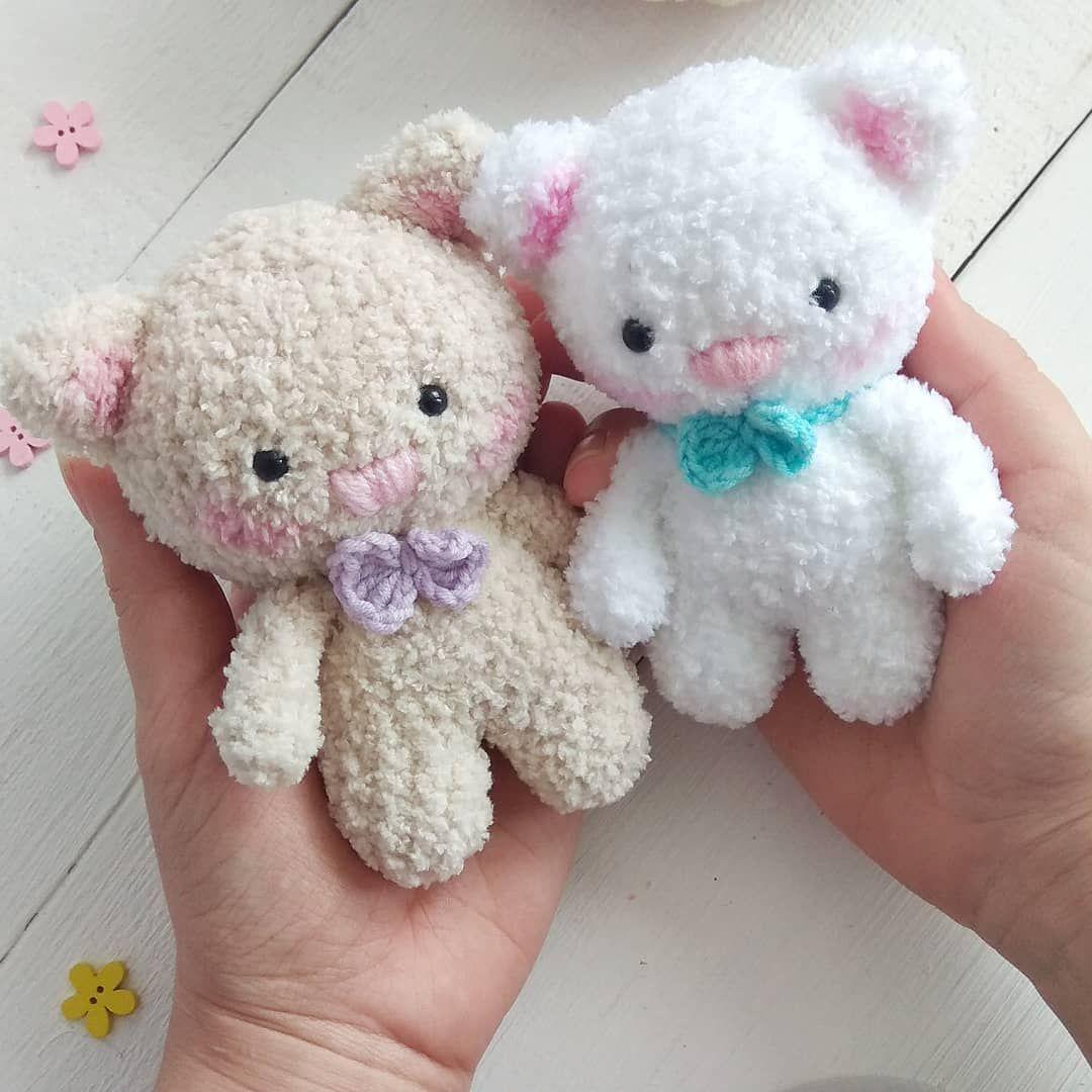 Grey Cat pdf crochet toy pattern amigurumi kitten pattern   Etsy   1080x1080