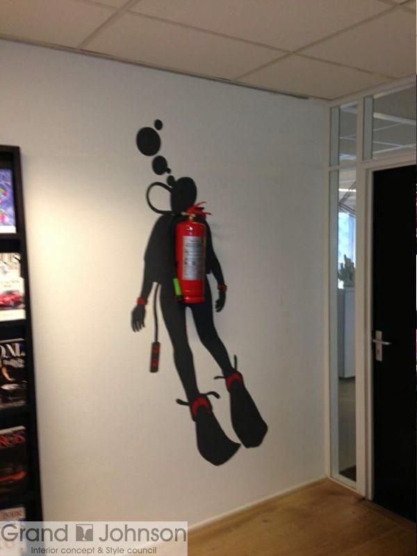 Creative Wall Decoration For Hallway: Creative Wall Decoration