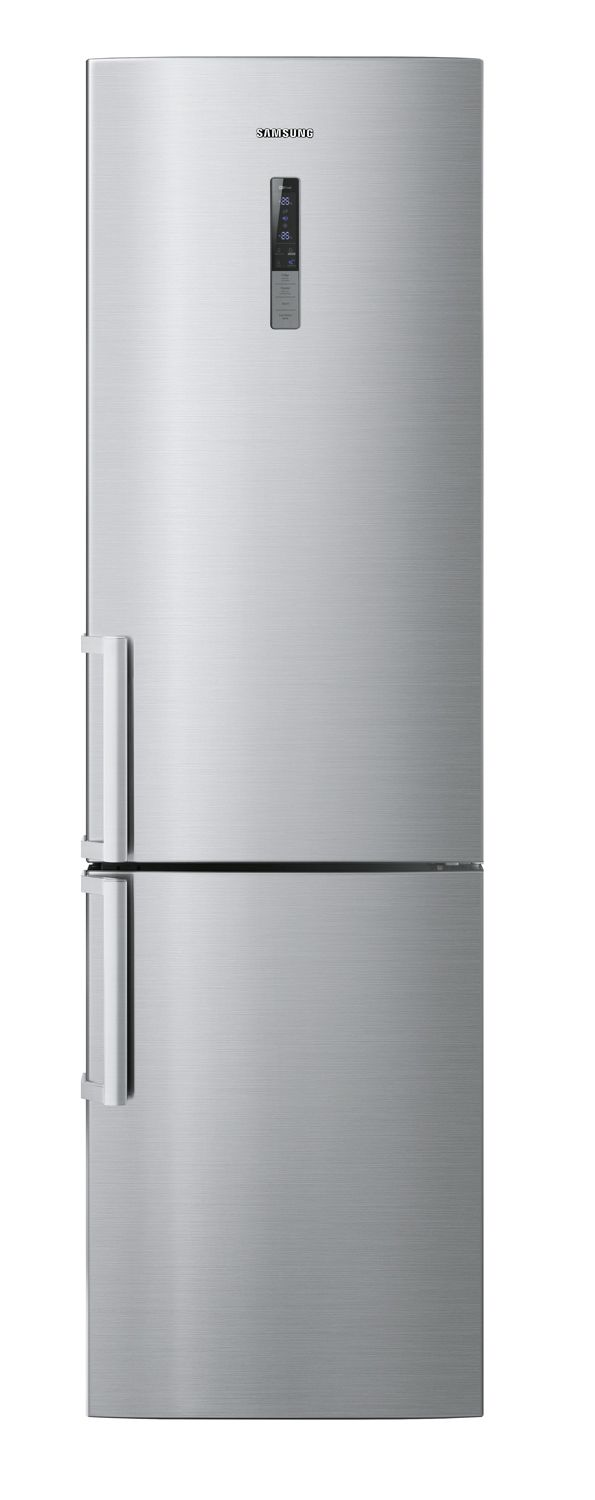 Samsung RL60GQERS Refrigerator closed Top freezer