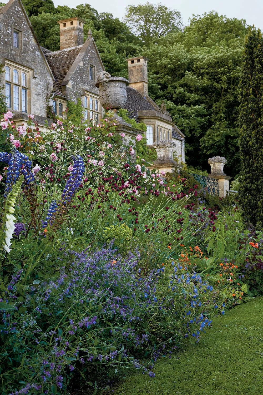 Ian Mcewan S Enchanted Garden Landscape Design Enchanted Garden Cottage Garden