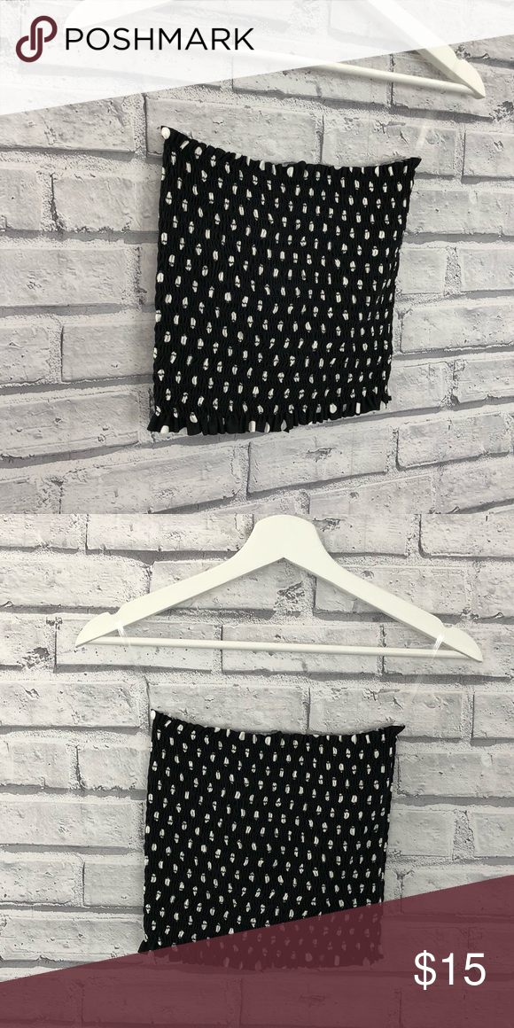 5f3474b8a4fc2 I just added this listing on Poshmark  Ribbed tube top.  shopmycloset   poshmark  fashion  shopping  style  forsale  Tops