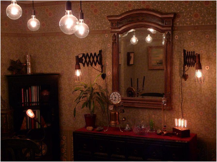 Steampunk Home Decor Ideas Part - 19: Steampunk-room In 24hrs With A Steampunk Aeronaut - Narrative Showcase