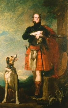 Prince Frederick Dodge >> Augustus, Duke of Sussex, c.1833, by Sir David Wilkie ...