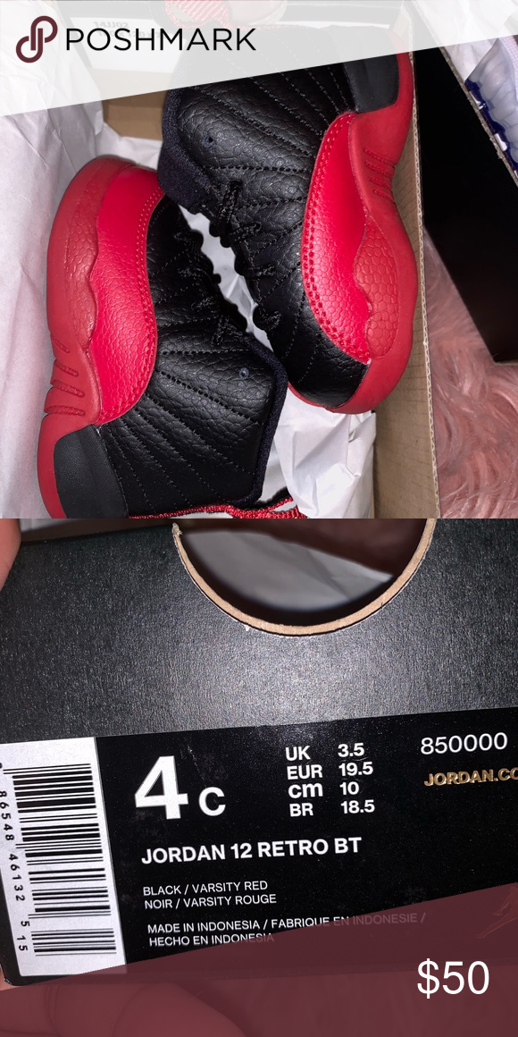 san francisco c4177 f44e9 Red and black jordan 13s Never worn sold out Jordan Shoes ...