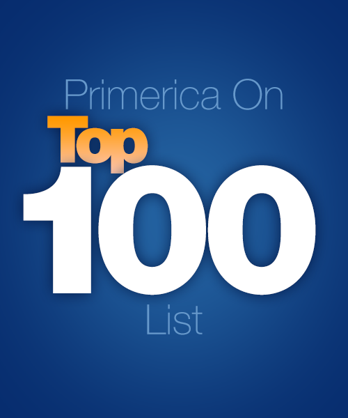 Primerica On Top 100 List With Images Top 100 List The 100