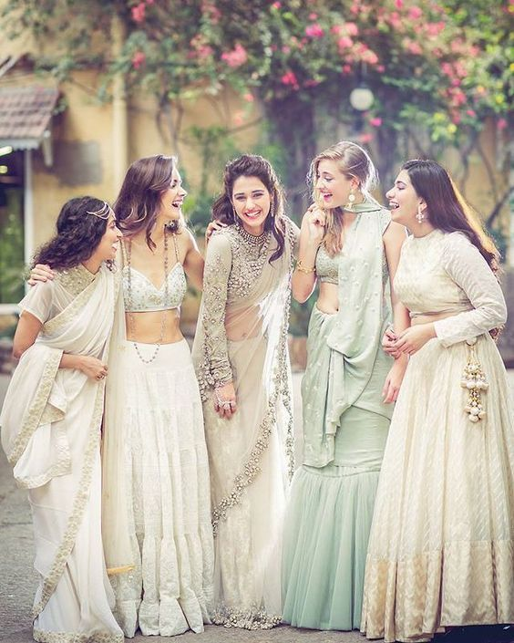30 best bridal shower outfits for pakistani weddings | indian