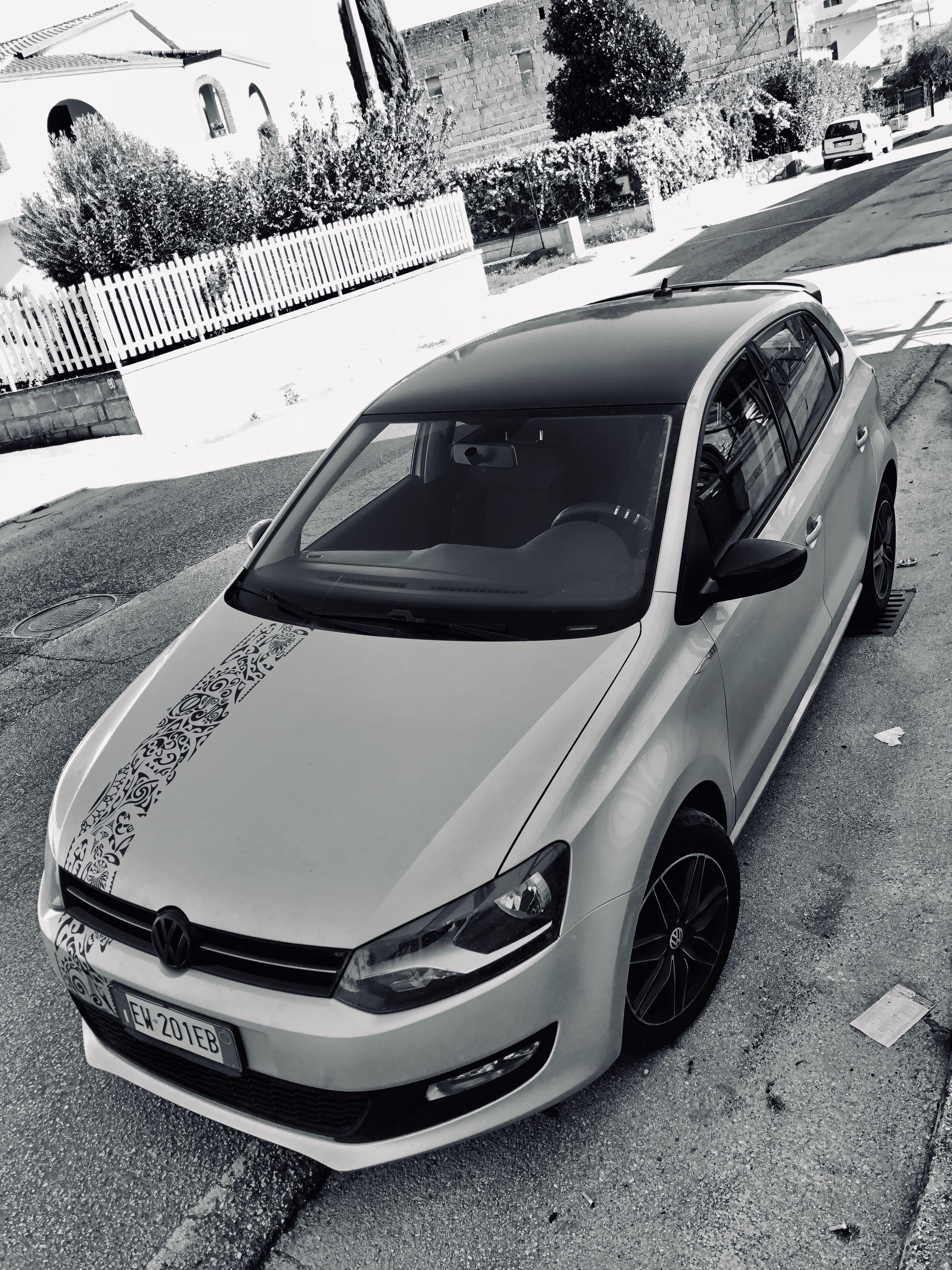 Volkswagen Polo 6r Limited Vinilos Para Autos Stickers Para Autos Volkswagen Vento [ 4032 x 3024 Pixel ]
