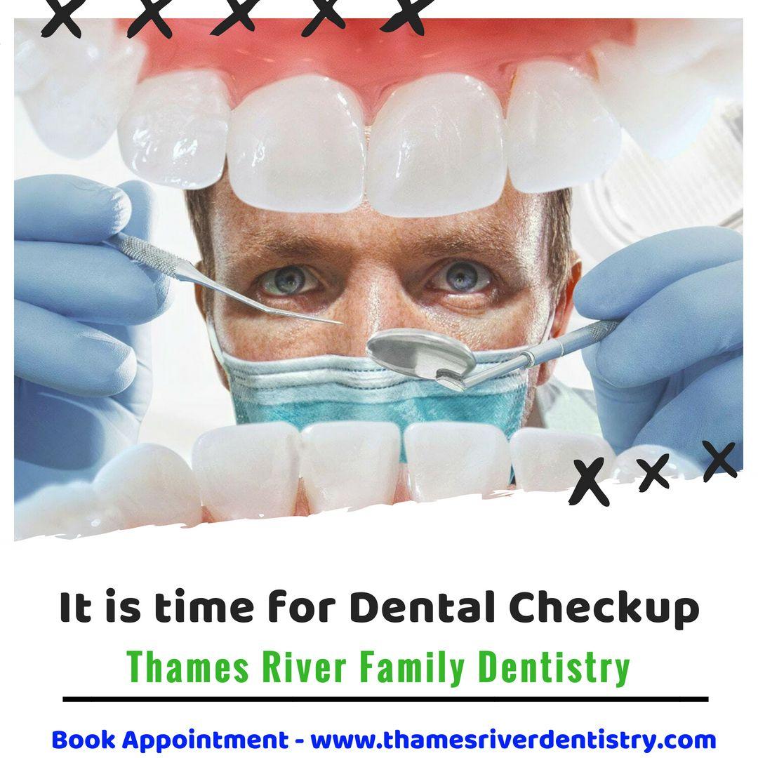 It is time for Dental Checkup. dentalcheckup dentist