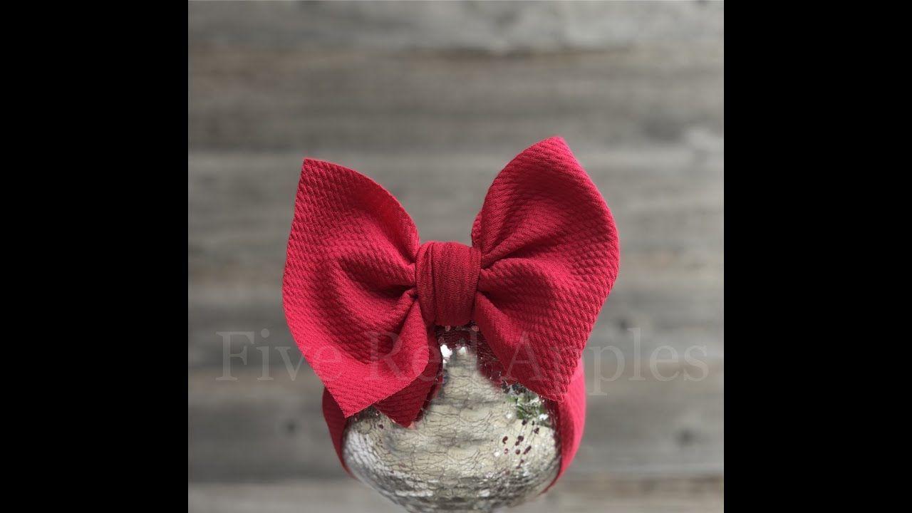 Baby Headband Floppy Bow Baby Bow Turban Black Faux Glitter Messy Bow Headband Head wrap Girl Bow Messy Bow Big Bow