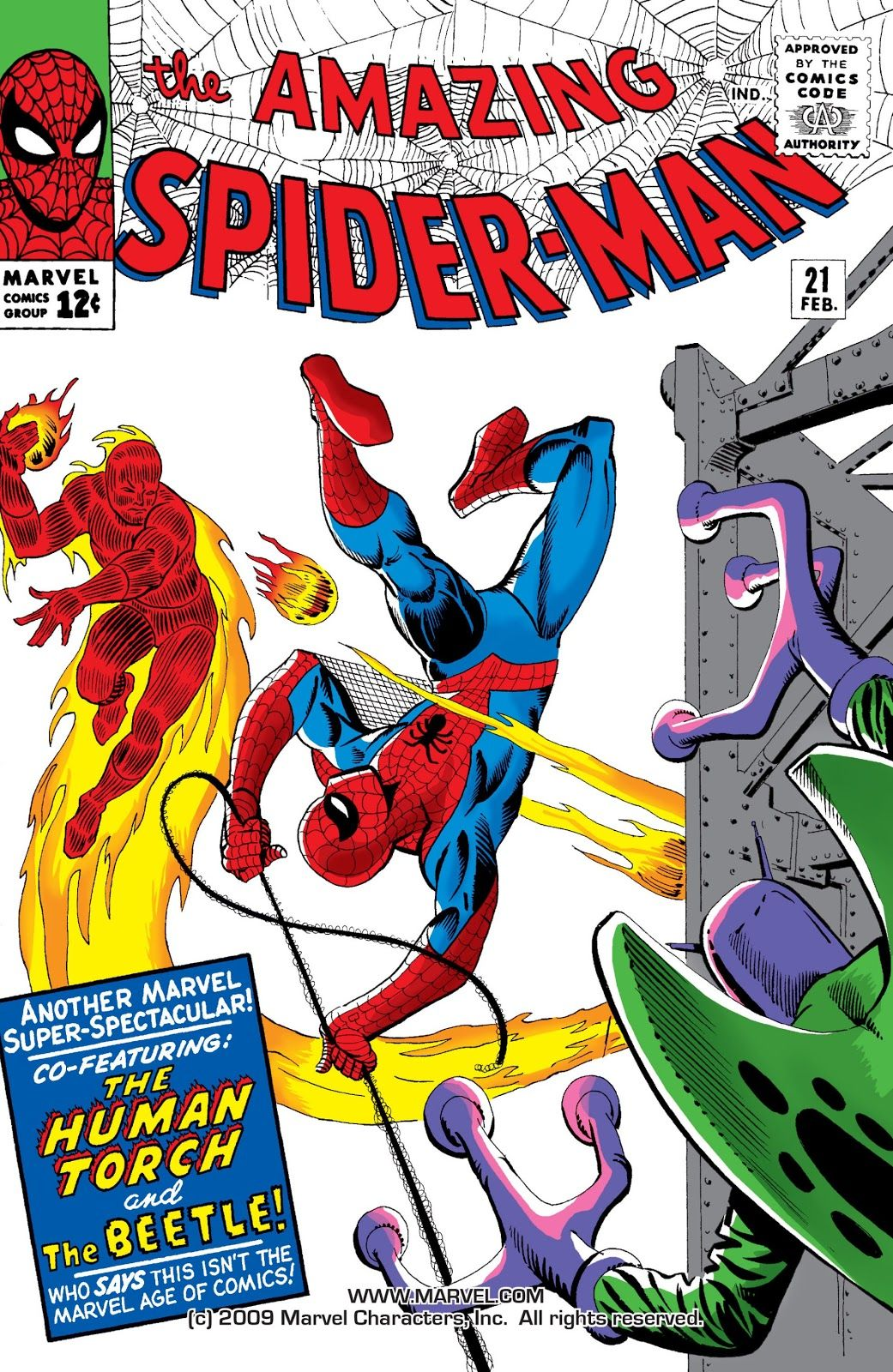 The Amazing Spider Man 1963 Issue 21 Read The Amazing Spider Man 1963 Issue 21 Comic Online In High Quali Marvel Cómics Historietas Comic Cómics Viejos