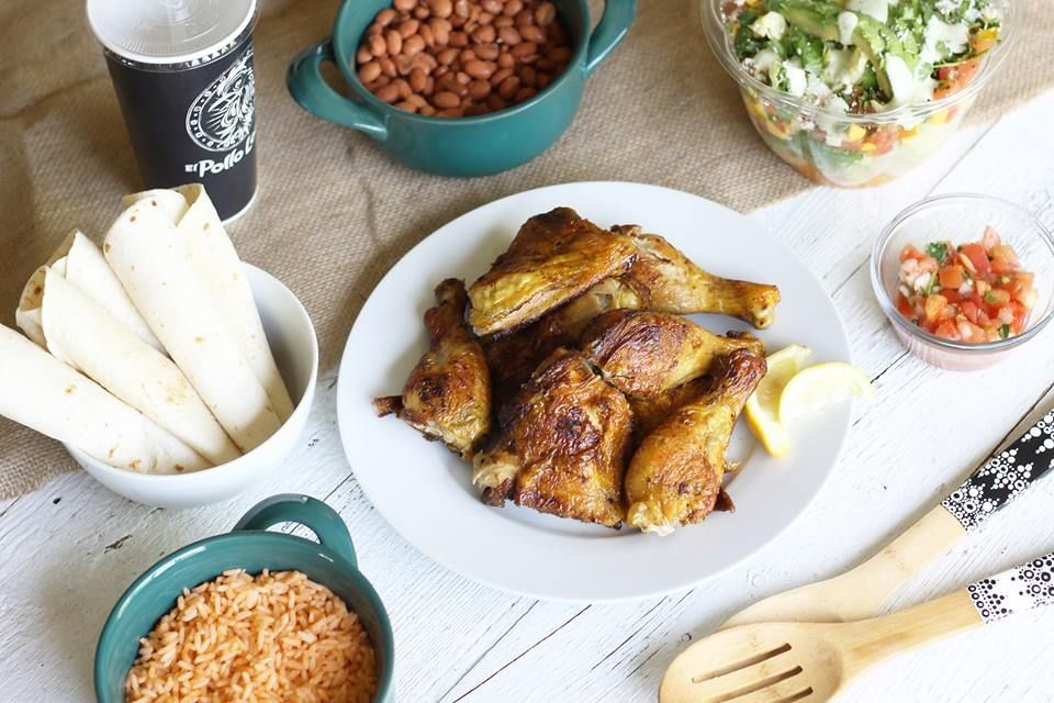 El Pollo Loco Is A Us Fast Food Chain For Mexican Style Grilled