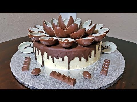 Ü-Ei Torte, Ü-30 Torte, Überraschungsei Torte