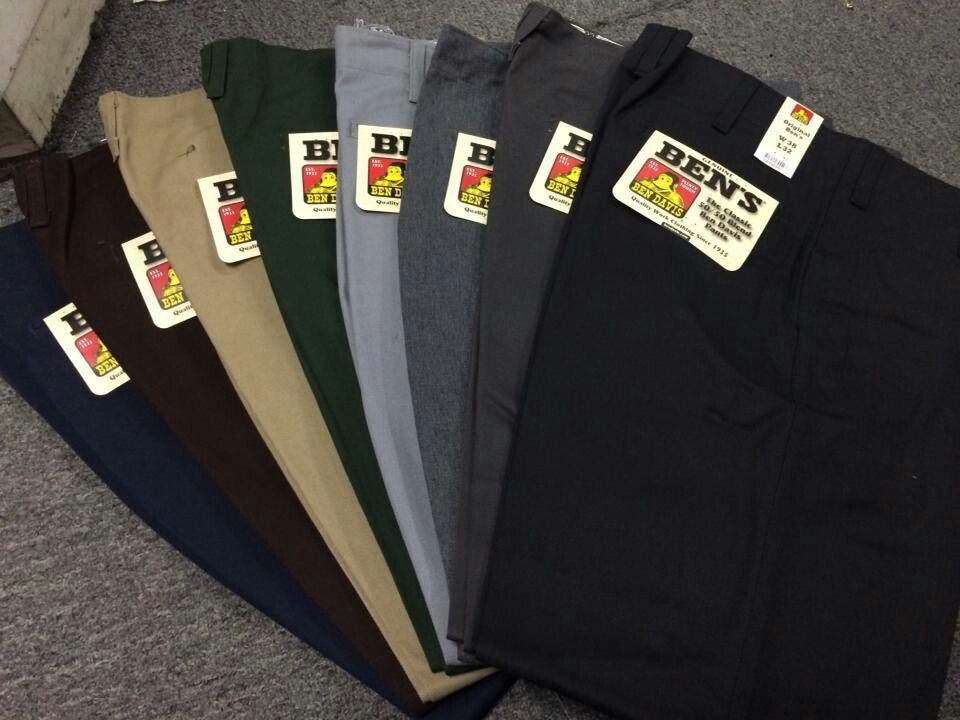 cheap for discount fead8 4a8bd Ben Davis...was once proud to wear Benz,and Dickies,and even  Levi s,Converse,and Vans-all were made better,and made in the US...now they  are all made ...