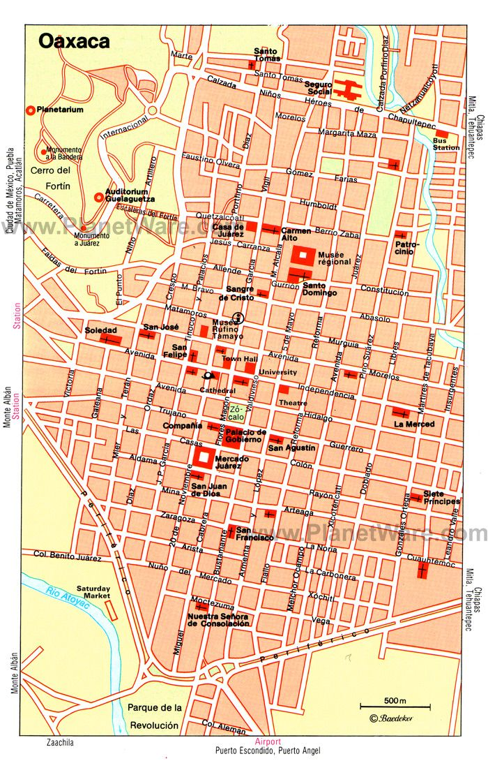 Oaxaca Map Tourist Attractions Pinterest: Tourist Map Of Mexico City At Infoasik.co