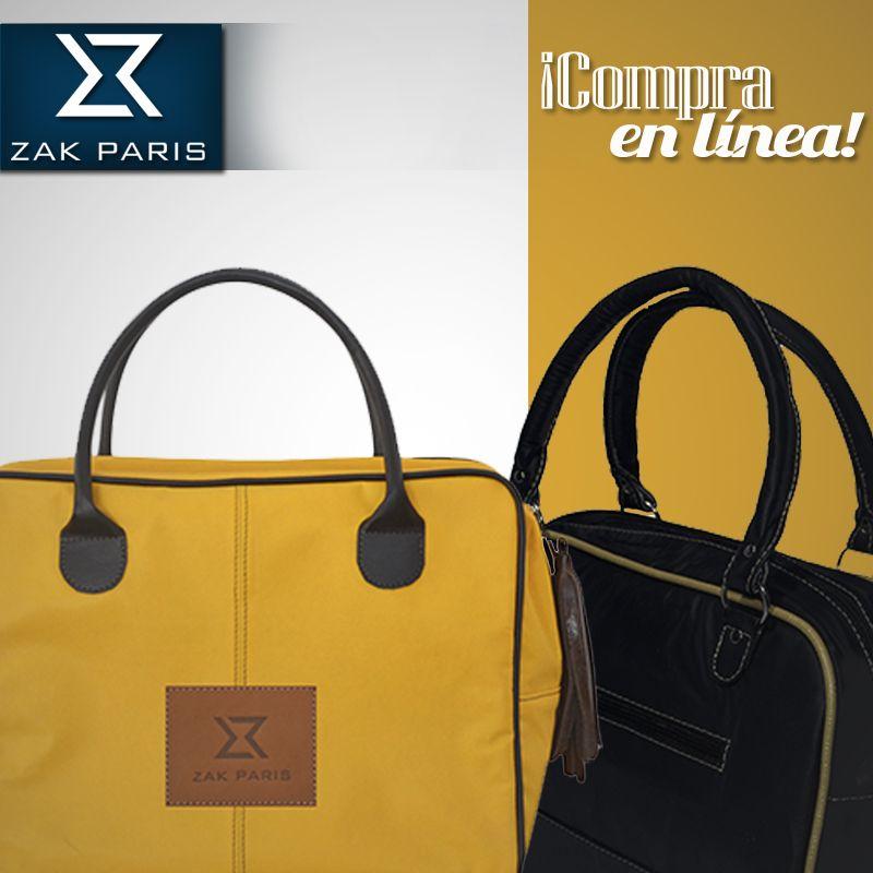 Las mujeres nunca dejamos de buscar nuevos diseños, tamaños y texturas de carteras. Siempre queremos tener las últimas propuestas de la temporada. Por eso entra ya en Nuestra tienda online Zakparis.com ¡Compra en línea!