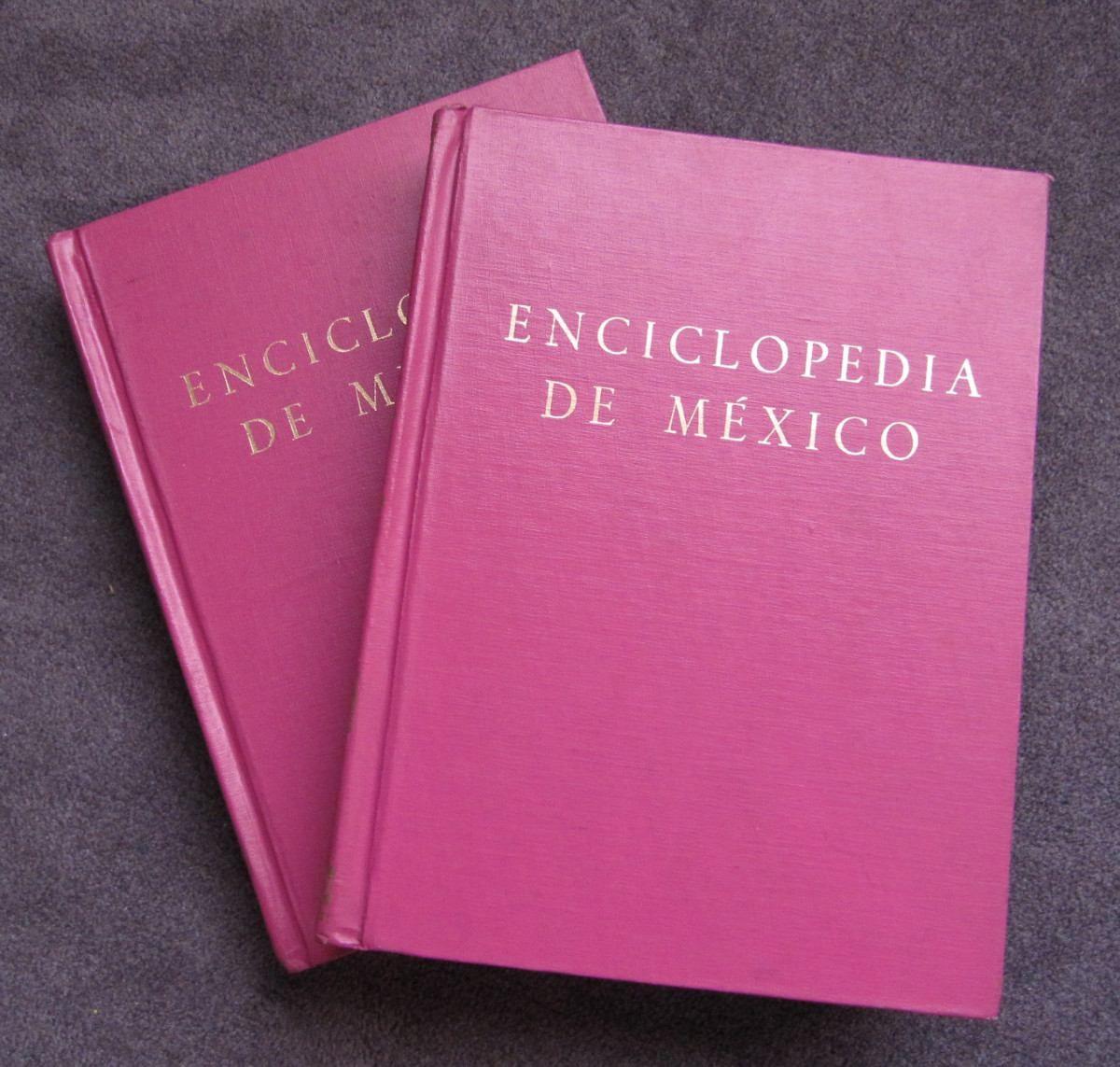 Libros Enciclopedia De Mexico 2 Tomos Remate Oferta Mmy