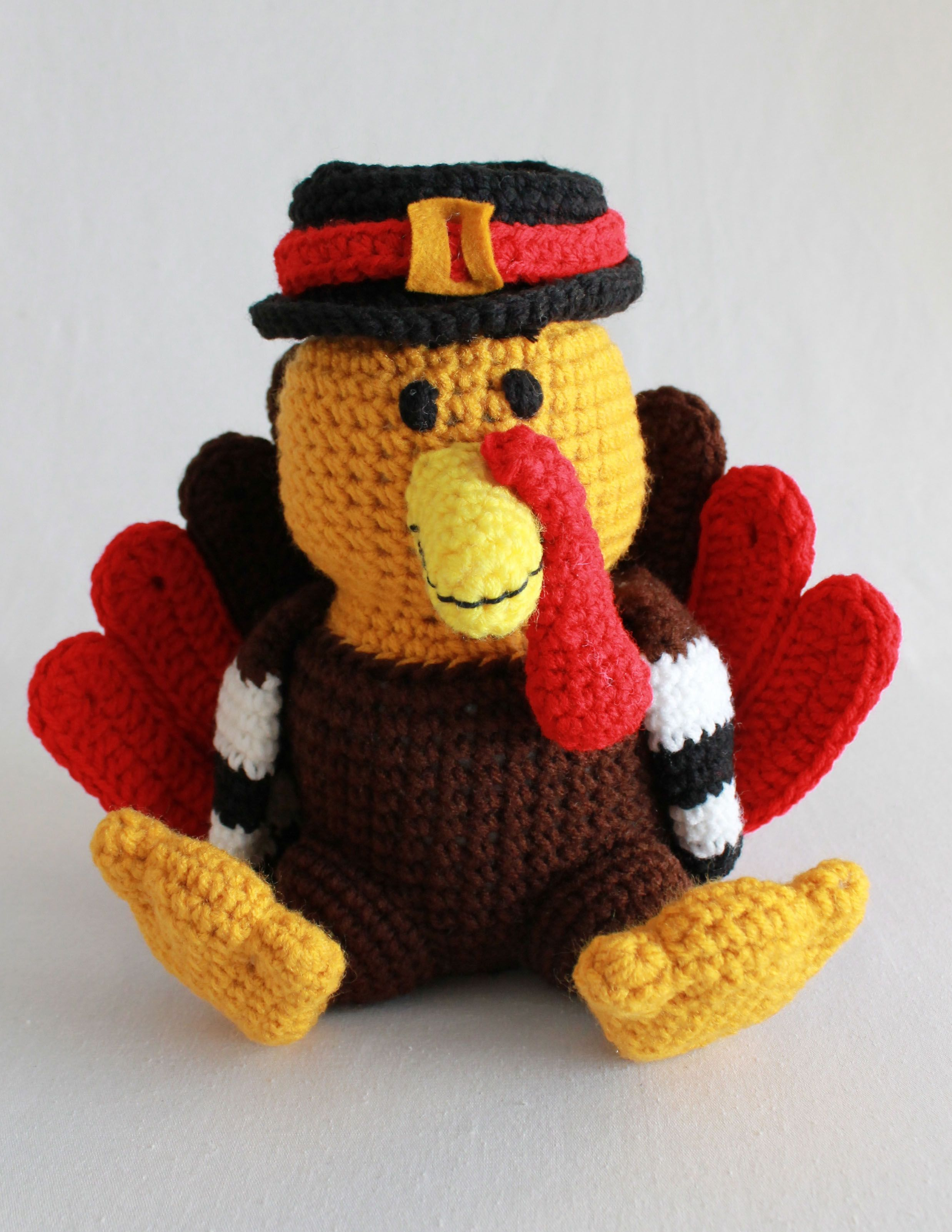 Holiday Coin Banks Crochet Pattern | crocheted animals by Angelyn ...