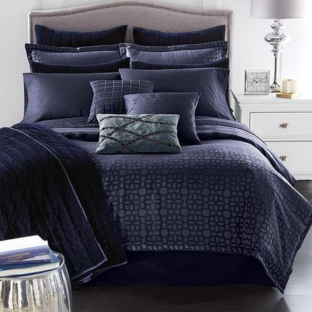 Purple Bedding Wholehome Luxe Tm Mc Starry Night