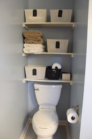 17 Best images about bathroom storage on Pinterest | Toilets ...