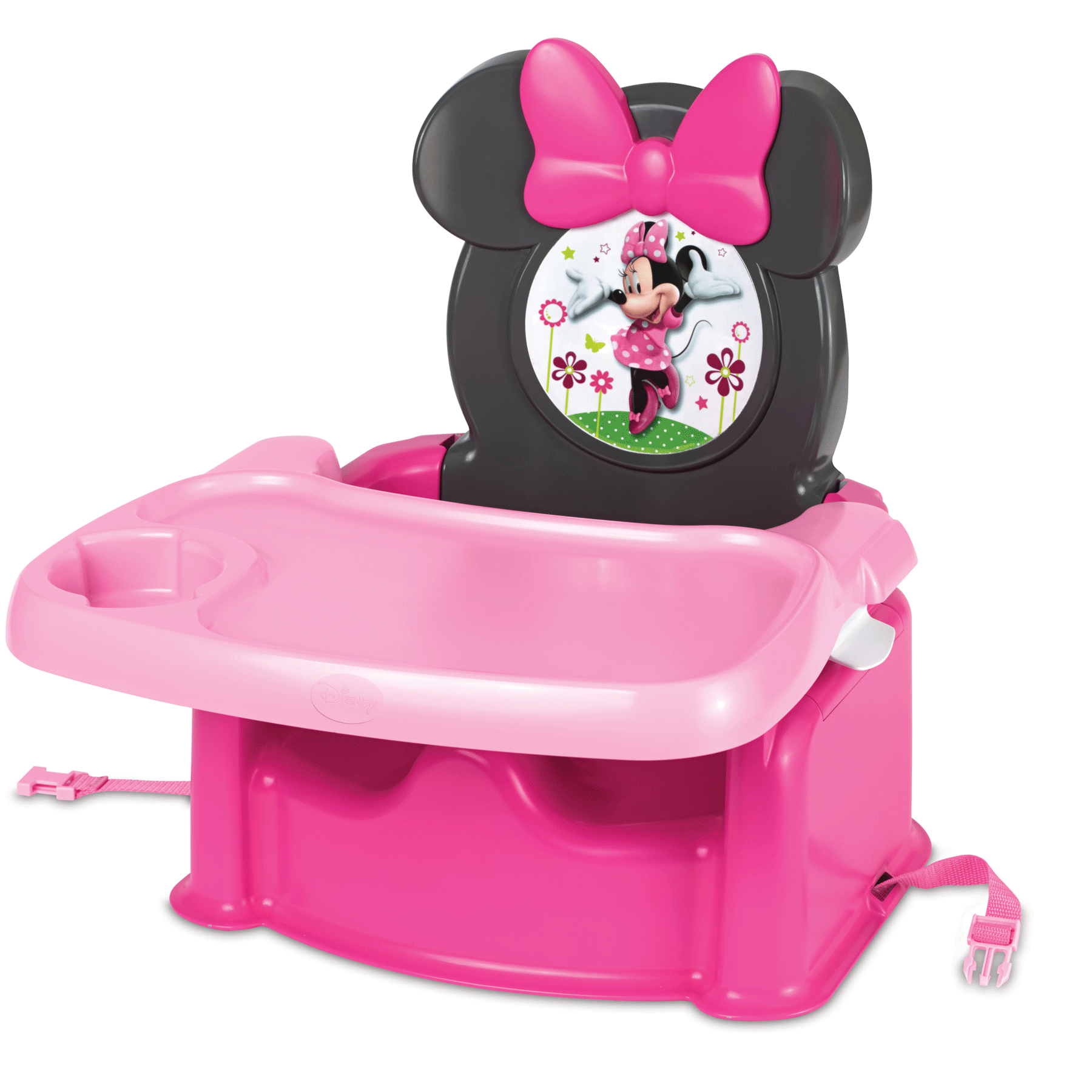 Minnie Mouse Convertible Car Seat Baby Booster Seat Minnie