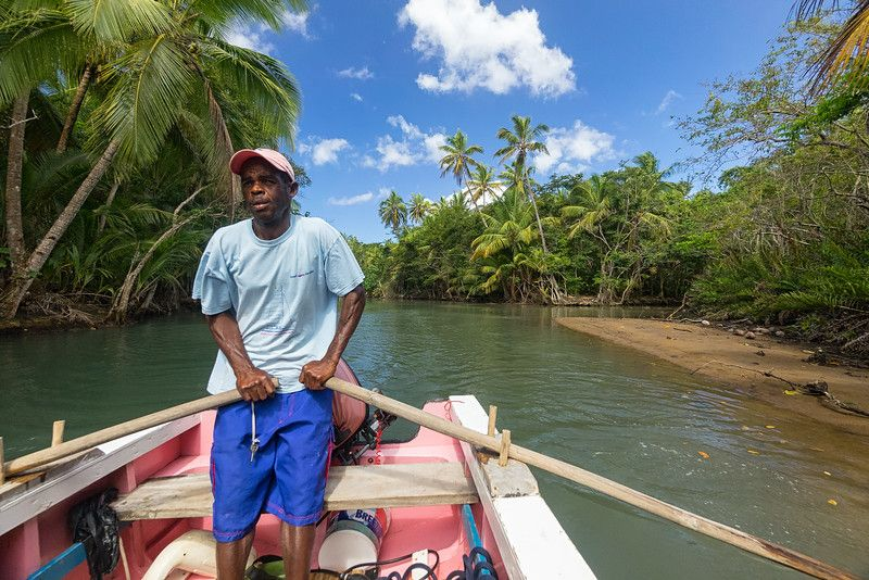 Explore The Beauty Of Caribbean: Dominica: Exploring The Mysterious Indian River