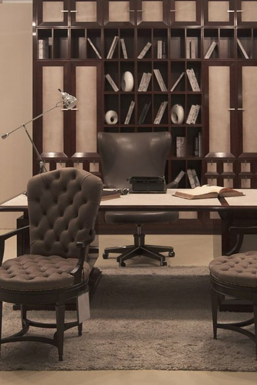 Italienische Möbel und russisches Design für Luxusleben