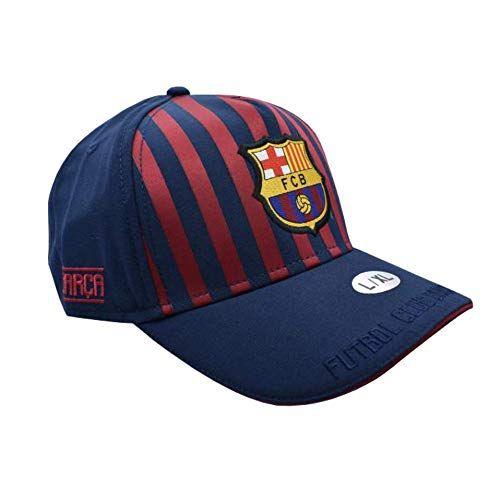 33ca07e7f05 Casquette Senior FC. Barcelona 2018-2019 - Produit Officielle - Taille  Adulte réglable