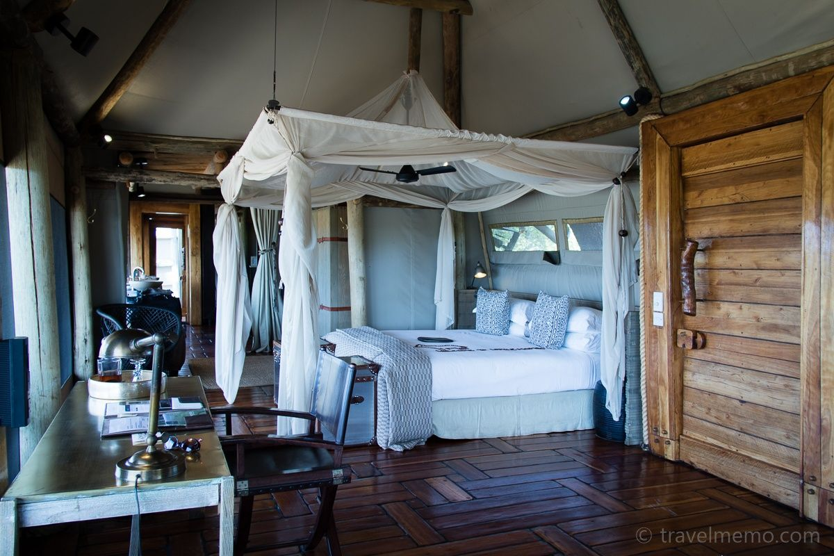 Little Mombo Camp Botswana Xxl Tents For Two In The