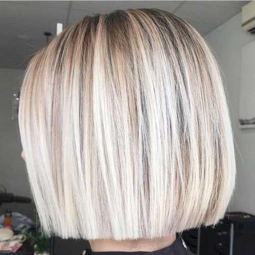 Latest 20+ Blunt Cut Bob Styles | Bob Haircut and Hairstyle Ideas