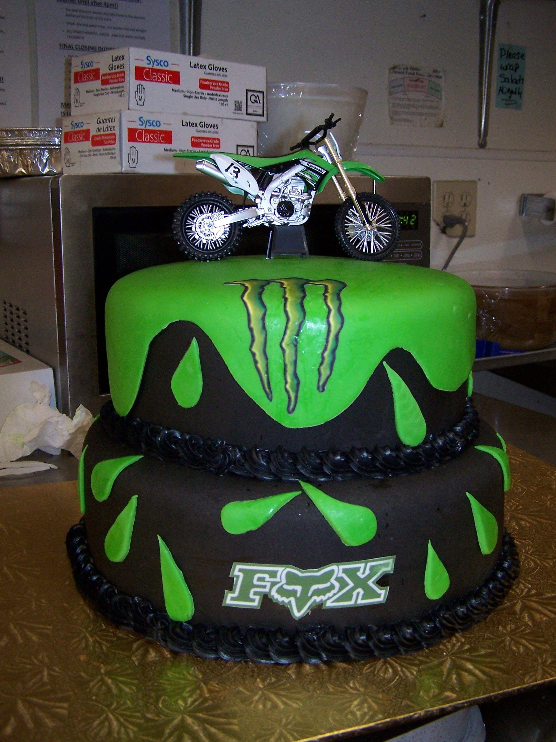 Best 25 Motorcross Cake Ideas On Pinterest Dirt Bike