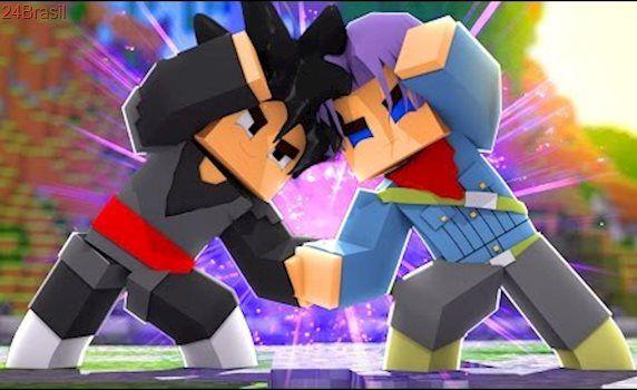 Minecraft: NOVO DRAGON BLOCK C FUSÃO - CAMINHO DE HERÓIS ! ‹ Ine ›