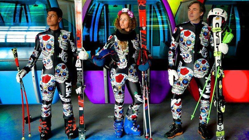 Mexico Has an Olympic Ski Team and Their Outfits are