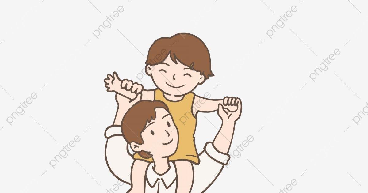 Terbaru 30 Gambar Ayah Dan Ibu Kartun Hitam Putih Hari Bapa Ayah Dan Anak Perempuan Kehangatan Ayah Membawa Download Koleksi Mewarnakan Di 2020 Kartun Ayah Gambar