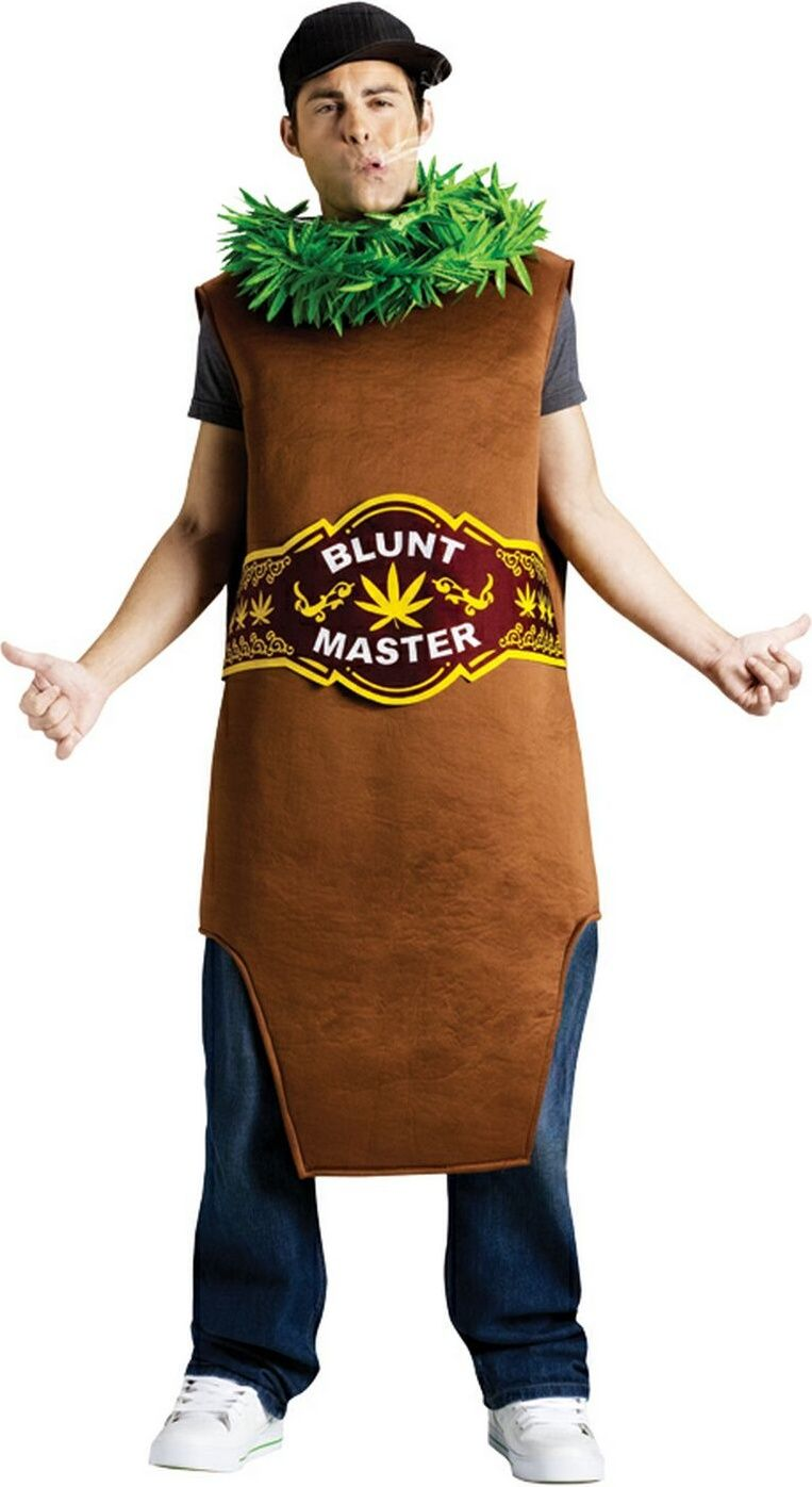 Blunt Master Joint Costume | Funny Costumes for Men | Pinterest ...