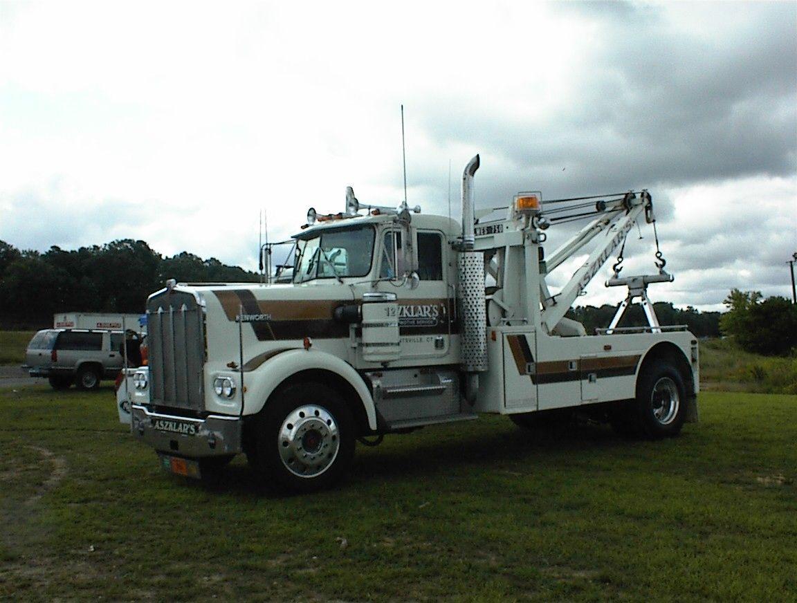 KW holmes 650 Tow truck, Kenworth, Trucks