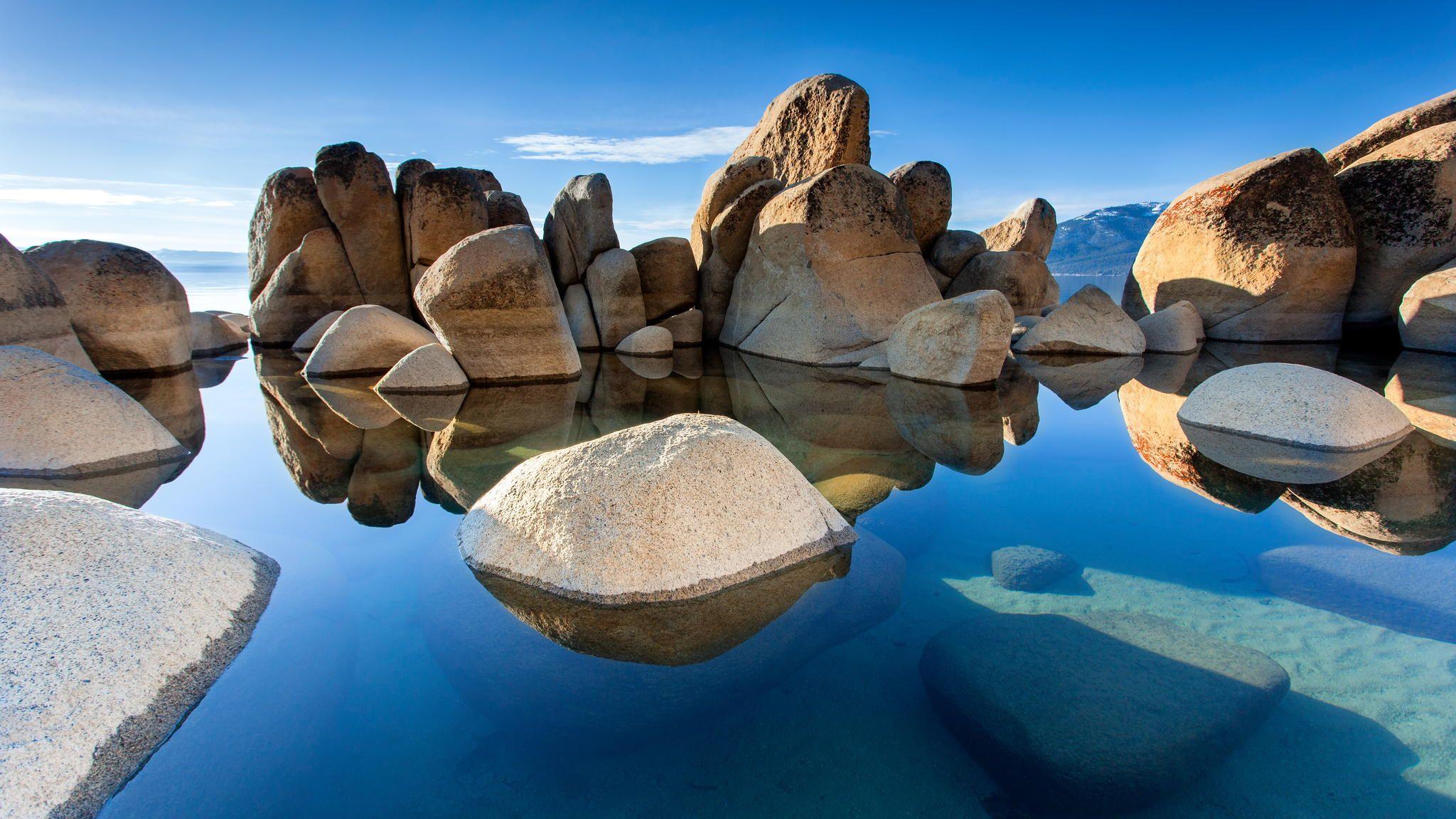 Sand Harbor Lake Tahoe Nevada Google 搜尋