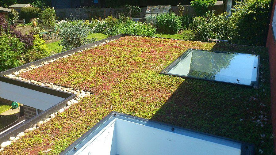 High Quality Flat Roof