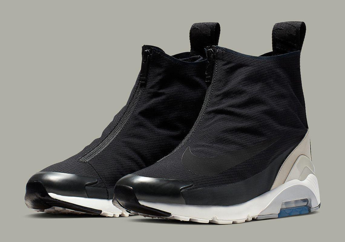 AMBUSH x Nike Air Max 180 Hi in black | Nike air max, Boots