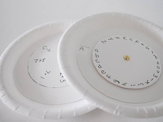 Paper Plate Math and Alphabet Game Teaching kids can be challenging especially finding & Paper Plate Math and Alphabet Game Teaching kids can be ...