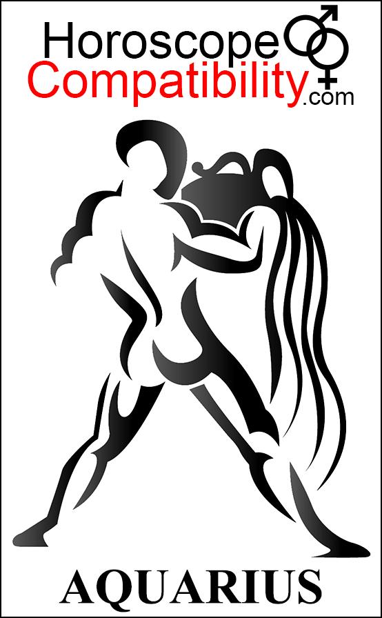 Aquarius Zodiac Sign Symbol Astrological Compatibility Matters