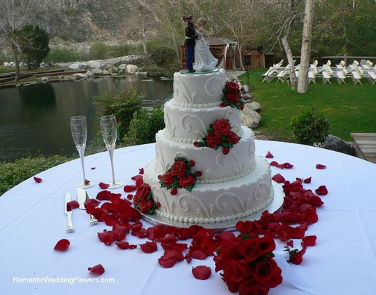 Wedding Cake Marine Corps