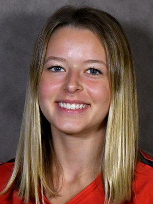 Bella Erne Women S Volleyball St Cloud State University Athletics Women Volleyball Female Athletes Volleyball