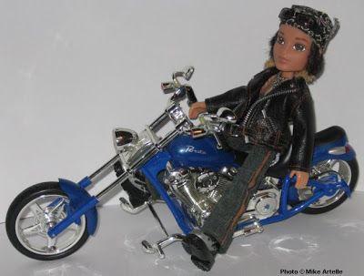 Bratz Boyz 9 Inch Doll Cade With Motorcycle By Mga Mid 2000 S Brats Dolls Bratz Doll Boy Doll