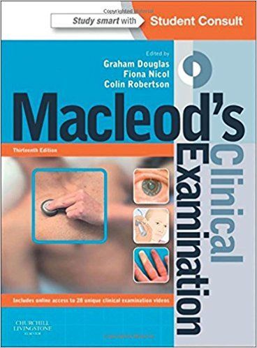 MACLEOD S CLINICAL EXAMINATION (13TH ED ) pdf free download