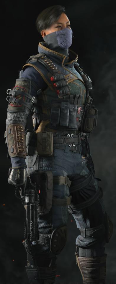 Annihilator Call Of Duty Black Ops Iii Marvel Concept Art
