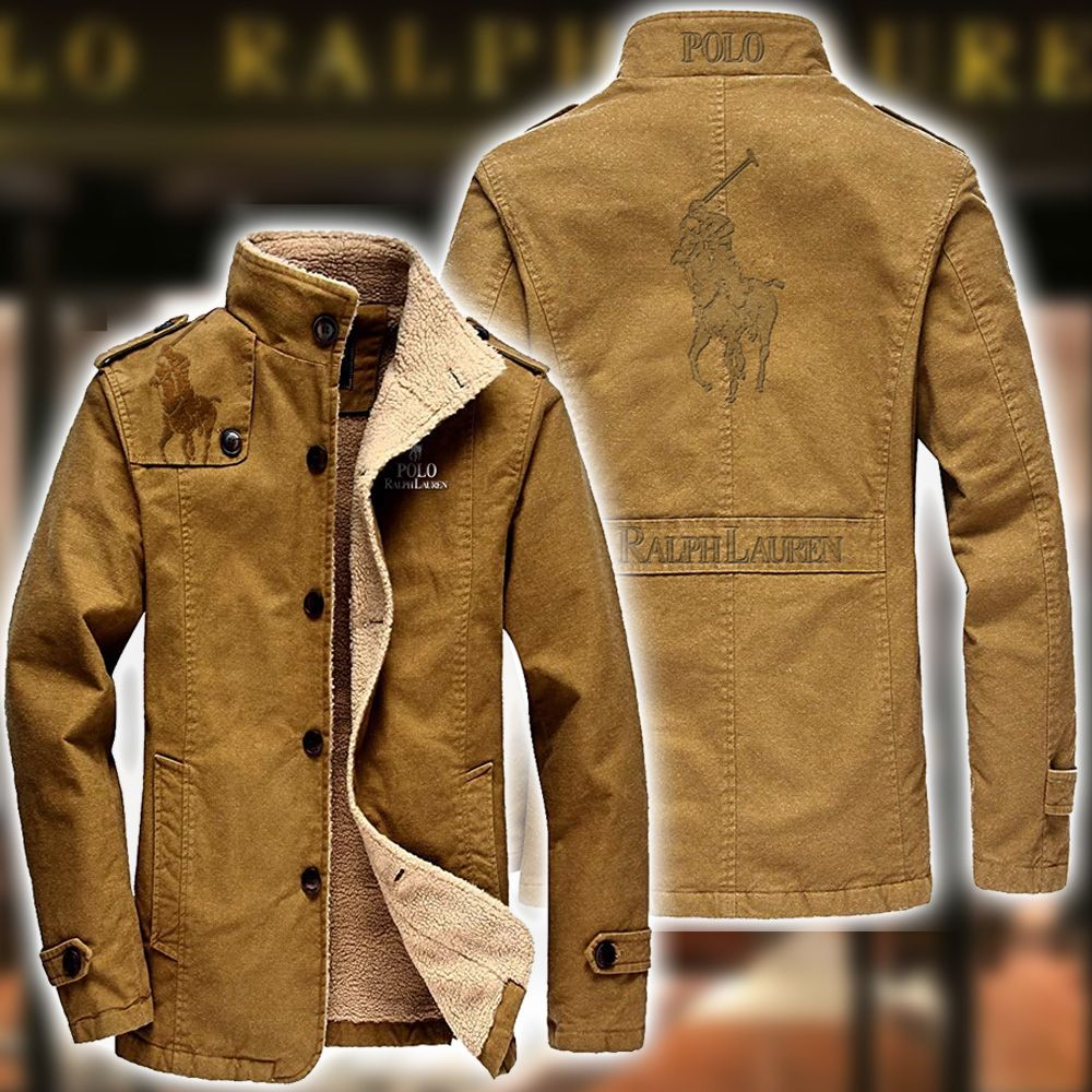 1308 Ralph Lauren Men 8217 S Classic Trench Winter Single Breasted Cotton Outerwear Jacket Winter Jacket Men Outerwear Jackets Ralph Lauren Men [ 1000 x 1000 Pixel ]
