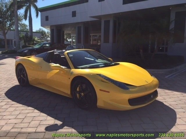 Awesome Great 2013 Ferrari Other Base Convertible 2 Door 2013